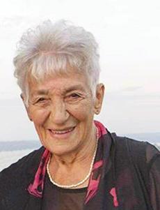 Léveillée, Doris Julien 1930-2020