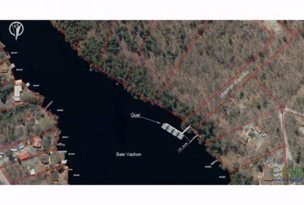 Pas de bateaux à ballast dans la baie Vachon