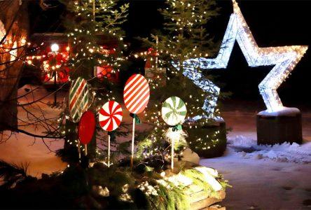 Saint-Ubalde devient un village de Noël