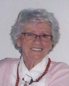Edgeley, Charlotte Julien 1934-2020