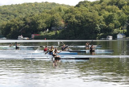 Les espoirs en kayak de Lac-Sergent reconfirmés