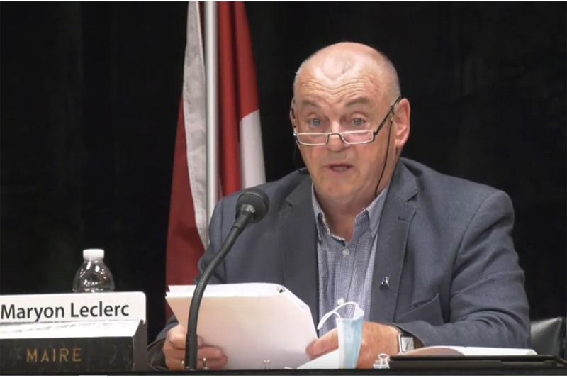 Pas de hausse de taxes à Saint-Marc-des-Carrières