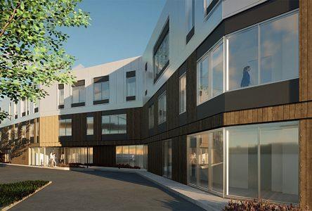 Neuville poursuit sa consultation sur la construction d'immeubles en hauteur