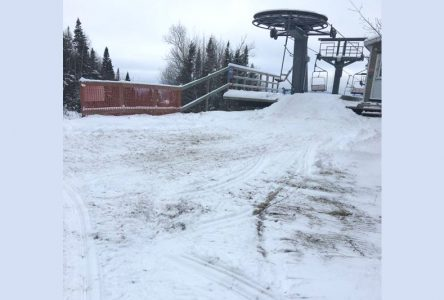 Ski Saint-Raymond attend la neige