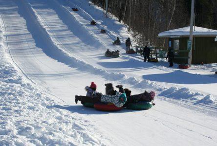 À défaut de skier, il y aura de la glissade à Saint-Raymond