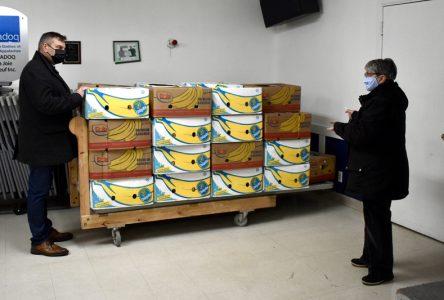 Nouvelle aide d'urgence de 15000$ distribuée à 17 des organismes