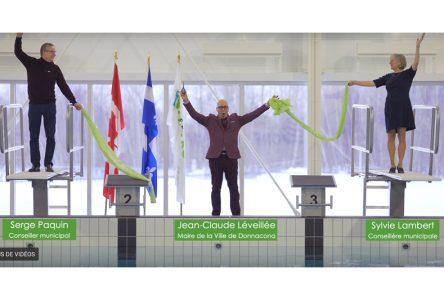 Donnacona inaugure son centre aquatique