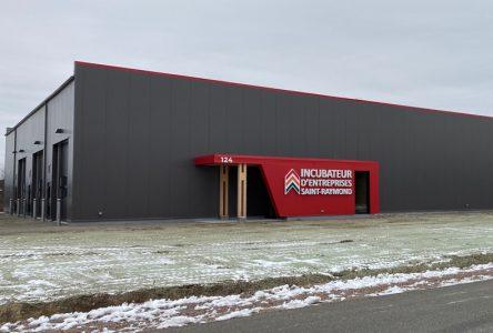 Bilan positif au parc industriel de Saint-Raymond