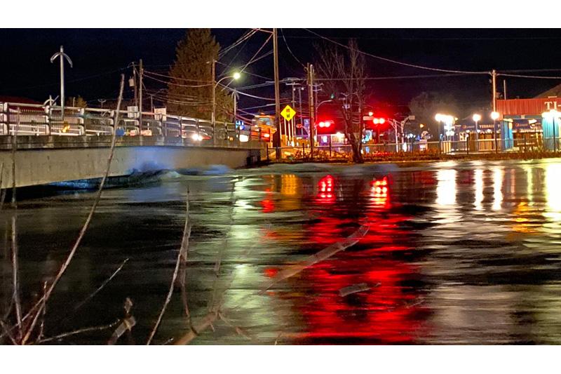 Bilan de l'inondation de Noël: 58 maisons endommagées à Saint-Raymond