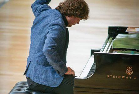 Le pianiste Jean-Michel Dubé en concert privé