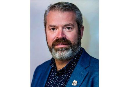 Mario Dupont candidat à la mairie de Pont-Rouge