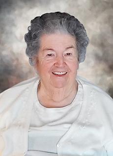Trottier, Thérèse Sauvageau 1934-2021
