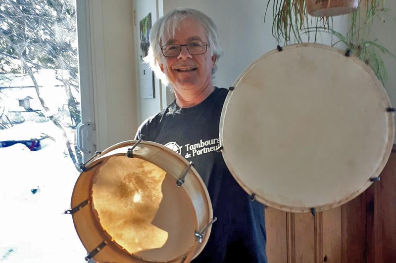 Un tambour pour les générations futures