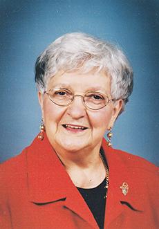 Rochette, Annette Gingras 1933-2021