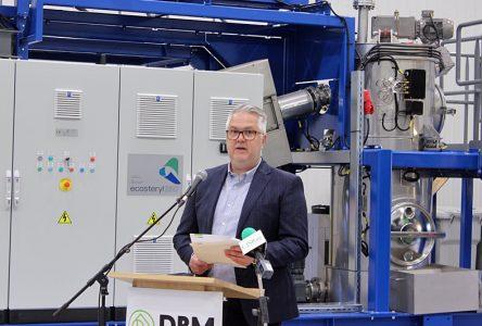 Des déchets biomédicaux traités à Saint-Raymond