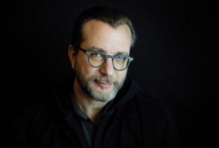 Luc De Larochellière «maître» à la Maison Plamondon