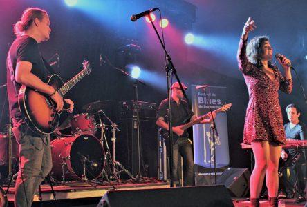 Du blues sans festival à Donnacona