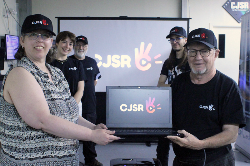 Un nouveau logo pour les 50 ans de CJSR