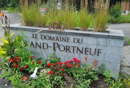 Le Domaine du Grand-Portneuf profite d'une aide de 3,5M$