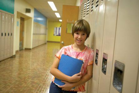 Des jeunes se parlent pour faciliter le passage au secondaire