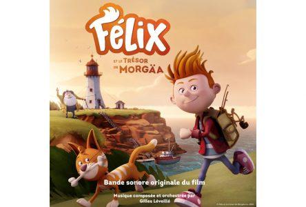 «Félix et le trésor de Morgäa»aux É.-U.