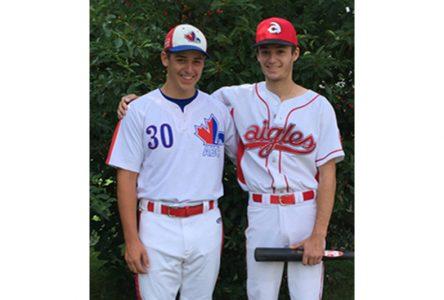Deux baseballeurs de Sainte-Anne-de-la-Pérade aux États-Unis