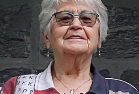 Jacqueline Gignac récompensée pour ses 50 ans de bénévolat