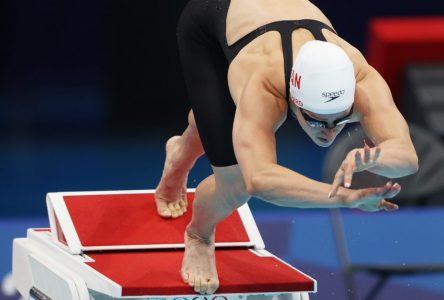 Savard termine sa compétition à Tokyo avec le relais mixte