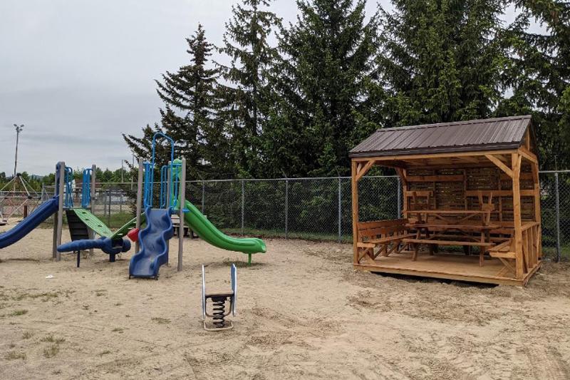 Des parcs plus attrayants à Saint-Léonard