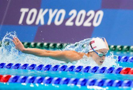 Katerine Savard poursuivra son aventure au 4 x 200 m libre