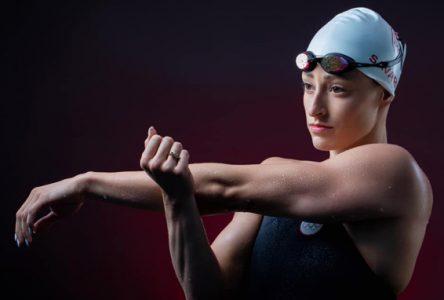 La page olympique est tournée pour Katerine Savard