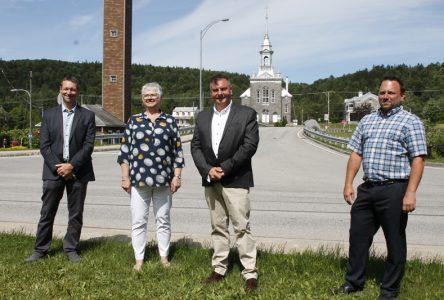 Routes locales: 3,4M$ pour quatre municipalités