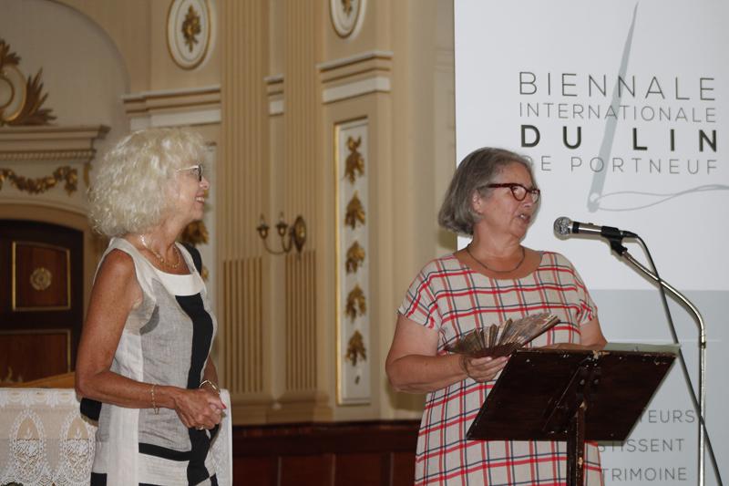 La Biennale internationale du lin a remis ses prix