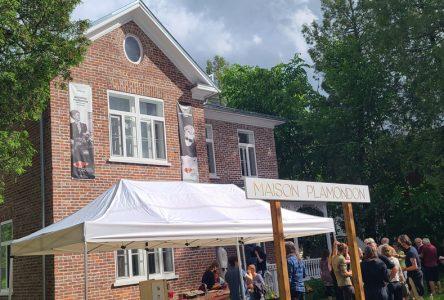 La Maison Plamondon en mode champêtre