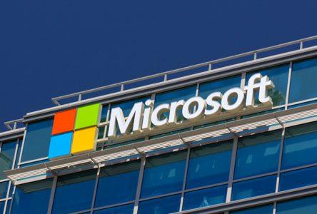 Microsoft s'installera à Donnacona