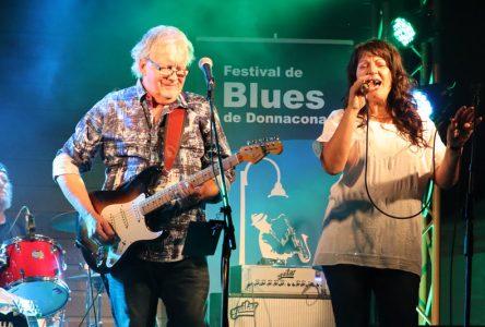 Édition spéciale réussie du festival de Blues de Donnacona