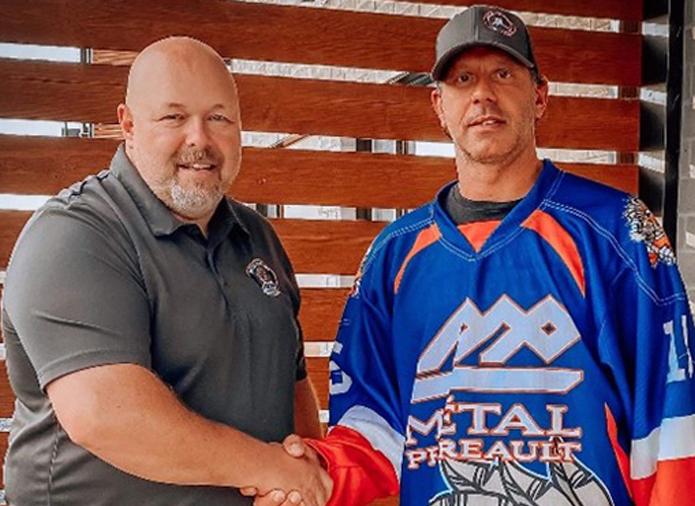 Hockey sénior AAA: André Alie, entraineur-chef à Donnacona