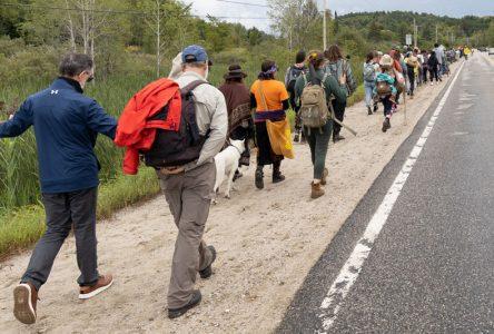 Grande Marche pour la protection des forêt: un rassemblement aura lieu à Deschambault