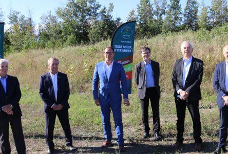 Le biogaz valorisé en gaz naturel à Neuville