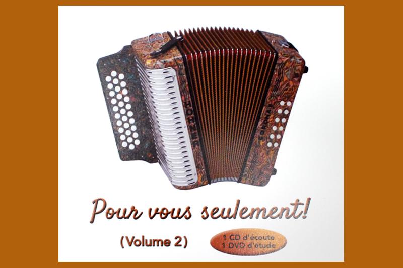 L'accordéoniste Tony Vézina lance un 9e album