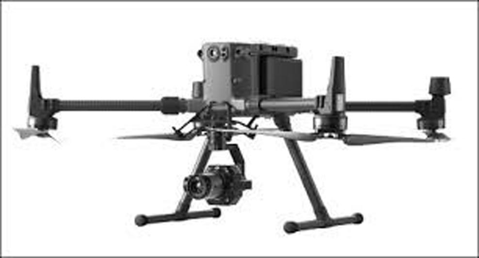 La technologie du drone dans Portneuf
