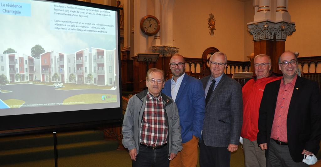 Le projet de résidence Pavillon Chantejoie continue de cheminer